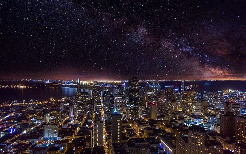 A Night In San Francisco